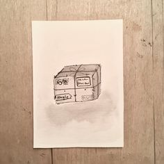 "#mosseryinktober day 10   ""deliver""  A little package 📦 that has traveled a long way! . . . . . . . . . . #inktober2019 #inktober #ink #inktoberprompts #mosseryinktober #mosseryinktober2019 #artwork #artistsonig #artistsoninstagram #illustrationartists #inkdrawing Illustration Artists, Inktober, Prompts, Day, Artwork, Instagram, Work Of Art, Auguste Rodin Artwork, Artworks"