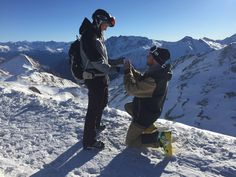 Valentines Day: Vind romantisk skiferie til Val d'Isère