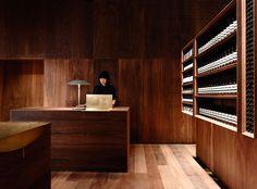 Aesop Emporium by Kerstin Thompson Architects. Photography by Derek Swalwell