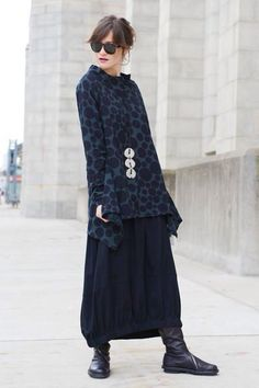 Great tunic and skirt