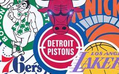 NBA-Logos
