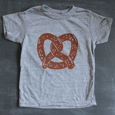 5daa0952 Pretzel Shirt, Pretzel Day, New York Pretzel, Soft Pretzel, Oktoberfest  Shirt, German Pretzel, Don't Be Salty, Kids Easter Basket Ideas