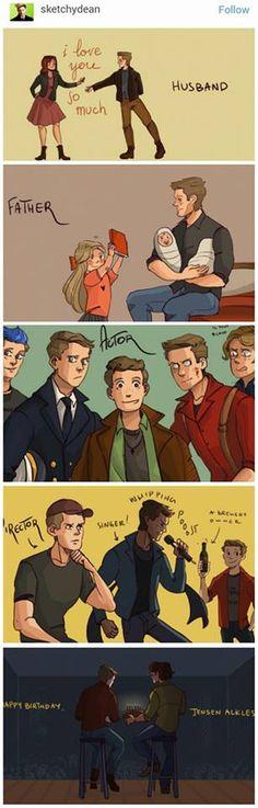Jensen's bday ♥