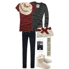 Cute for in the winter