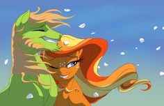 Apple parents-Into that wild blue yonder by Lopoddity on deviantART