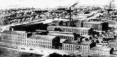 2005 Fabrik von Scheibler - Kalendarium historii Łodzi (1821–1918) – Wikipedia, wolna encyklopedia