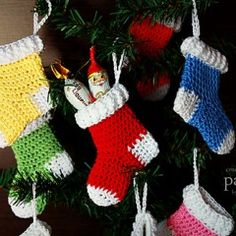 Christmas stocking Ornaments Pattern