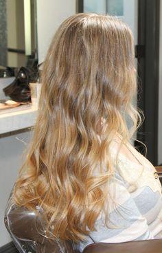 Box No. 216: blonde highlights