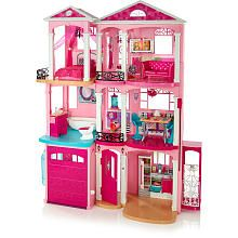 The one thing Shae wants for Christmas. See if we can find a used version?   Barbie Dreamhouse