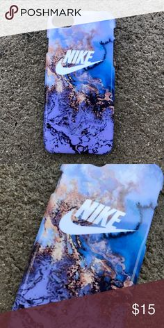 Nike Case for any iPhone!! Brand New in the packaging ! High Quality dope printed iPhone case !3D printed design all around the case.   Price is firm unless looking for bundle deals. Then message me!   Same or next day shipping with USPS Tracking provided!   ***Message me or comment before purchase of the phone size you have, or else I will send the size in the title***  ALL CASES AVAILABLE FOR IPHONE 6/6S , 6 Plus / 6S Plus, iPhone 7, and iPhone 7 Plus!   Much more dope designs in our store…
