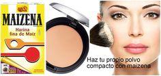 No te pierdas esta receta de BELLEZA Y PEINADOS para hacer nuestros propios polvos de maquillaje