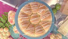 """La ricetta del fiore di brioche di Natalia Cattelani del 28 febbraio 2018, a """"La prova del cuoco"""". Un dolce perfetto per la colazione e si può congelare!"""