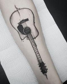 Artista: @marquinhoandretattoo Rio Grande do Sul.   Tatuagem  música =   Ah quando ele aparece por aqui com seu trabalho deixa muita gente passando vontade de fazer uma #tattoo!   Acompanhe de pertinho o trabalho lindo do @marquinhoandretattoo   Agendamentos: contatomarquinhoandre@gmail.com