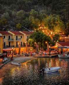 Kioni, one of the prettiest villages in Ithaki, Ionian, Greece - Travel Trends
