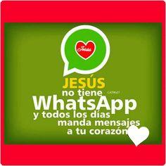Jesús no tiene WatsApp. Kml
