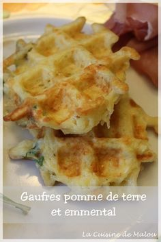 Discover recipes, home ideas, style inspiration and other ideas to try. Waffle Recipes, Veggie Recipes, Baby Food Recipes, Cooking Recipes, Vegetarian Food List, Waffel Vegan, Catering, Food Lists, Food Videos