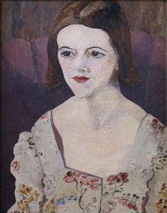 Sir Cedric Morris: Barbara Hepworth, 1931SIR CEDRIC MORRIS BARBARA HEPWORTH, 1931