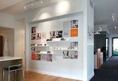 office display wall