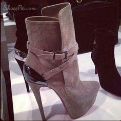 Sexy Heel Boot