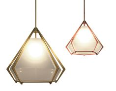 Harlow Pendant by Gabriel Scott, from Twentieth, Satin Brass finish with Alabaster-White blown glass. Large: D x H + stem Large Chandeliers, Crystal Chandeliers, Contemporary Chandelier, Luminaire Design, Chandelier Pendant Lights, Black Glass, Light Fixtures, Light Fittings, Ceiling Lights