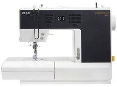 Máquina de Costura Singer PFAFF Passport 2.0 - 70 Pontos