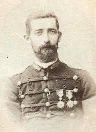 Teniente Rodolfo Ovalle, 1882 participa en la expedición a Lunahuaná al mando de 30 soldados de infantería y 30 soldados de caballería. Hubo escaramuzas en el camino. Permanecieron dos días en Lunahuaná y después contramarcharon a Cañete. Fuente Guerra del Pacífico Tomos Vll-Vlll Pág. 155