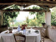 In Umbria un casale country chic | Leonardo.tv