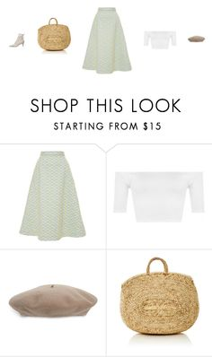 """Untitled #2868"" by amberelb ❤ liked on Polyvore featuring Rochas and Gucci"