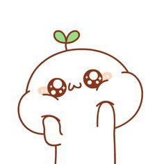 The perfect Cute Adorable Charming Animated GIF for your conversation. 365 Kawaii, Kawaii Art, Cute Cartoon Images, Cute Cartoon Wallpapers, Pixel Kawaii, Doodles Bonitos, Gif Bonito, Gif Lindos, Anim Gif