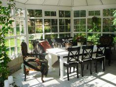 The gardenroom mid summer