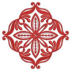 Fancy Redworks 03(Md) machine embroidery designs