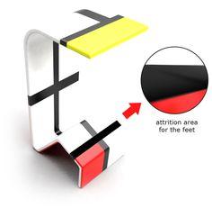 Bauhaus Design | Bauhaus Design Clock