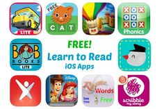 10 Free Learn to Read iPhone and iPad Apps for Kids | Lifetime Moms