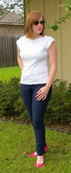Sparkly MariaDenmark Kirsten Kimono Tee by Susie