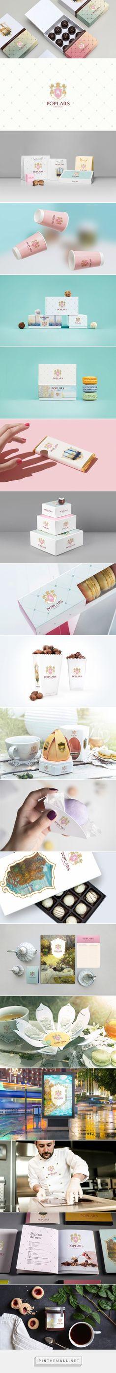 Poplars Chocolate — The Dieline - Branding & Packaging {cT}