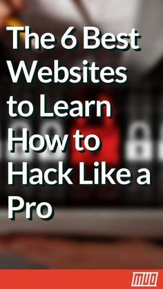 hacking computer technology - The 6 Best Websites to Learn How to Hack Like a Pro Life Hacks Computer, Computer Coding, Computer Basics, Computer Programming, Computer Hacking, Programming Humor, Computer Projects, Learn Programming, Hacking Sites