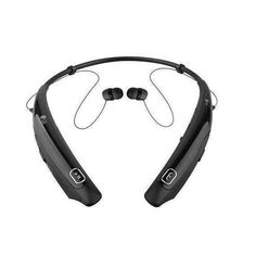 LG Tone Pro Bluetooth Stereo Headphones with Behind-The-Neck Design
