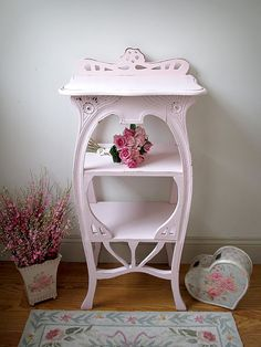 #shabby #pink #accent piece