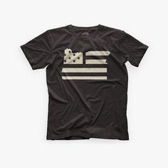 Stars & Stripes & Oregon – Victory Brothers Victorious, Stripes, Mens Tops, T Shirt, Stars, Pennsylvania, Oregon, Black, Gift Ideas