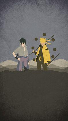 4k Naruto Minimal Mobile Wallpapers Remastered Sl4eva Deviantart