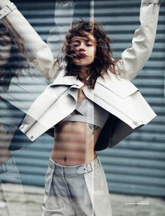 Elle Mexico Feb14 #aritziacleanslate -PANTS
