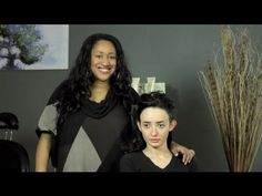 How to Do '50s Hairstyles for Long Hair : Various Women's Hairstyles - YouTube