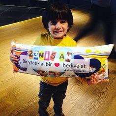 #kalbinihediyeet kampanyası tüm hızıyla devam ediyor... www.cipcici.com dan bir yastık alın , bir yastığı çocuk esirgeme kurumuna bağışlayalım... Hem siz hem çocuklarımız Mutlu olsun... #tagsforlikes #picoftheday #photooftheday #yastık #pillow #cipcici #cipcicicom #cushion #turkishfollowers #tagsforlikes #tagstagramers