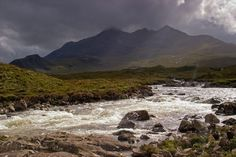 Fotopedia Magazine — Black Cuillin, Inner Hebrides, Scotland