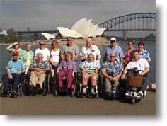 Accessible Journeys is a vacation planner and tour operator exclusively for wheelchair travelers, their families and friends.  Since 1985, wheelchair accessible vacation travel has been our only job. All over the world.