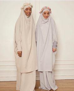 Willkommen in der Welt des Jilbab Niqab Fashion, Muslim Fashion, Modest Fashion, Fashion Outfits, Muslim Dress, Hijab Dress, Bff, Hijab Stile, Baggy Clothes