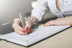 Prendere appunti a mano è una cosa che è sempre piaciuta ad Anna. In perfetto stile #urbanchic - Doimocasamia