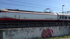 Treni misti veloci, in transito da e per Venezia - Padova 2016