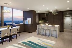 Kornfeld Residence - contemporary - kitchen - new york - Alexander Butler | Design Services, LLC