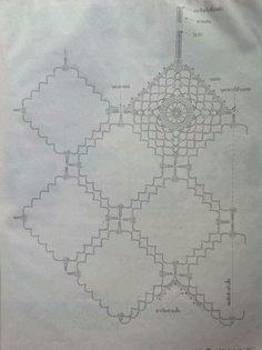 Crochet Tank Tops, Crochet Stitches, Detail, Home Decor, Squares, Rolodex, Bedspreads, Picasa, Blouse Patterns